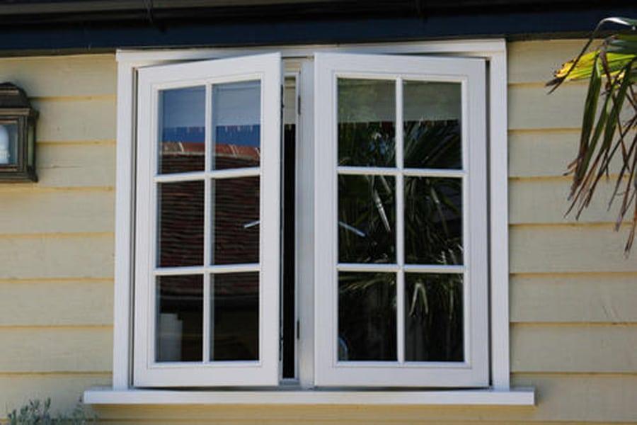 رنگ درب و پنجره upvc